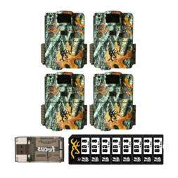 Browning Trail Cameras Strike Force HD Apex 18MP Game Cam  &