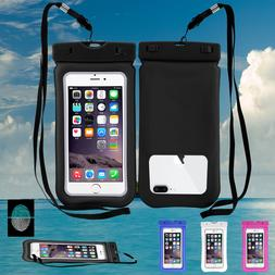 Swimming Waterproof Pouch Bag Underwater Phone Case Cover Pa