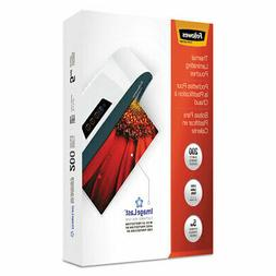 Fellowes Thermal Laminating Pouches, ImageLast, Jam Free, Le