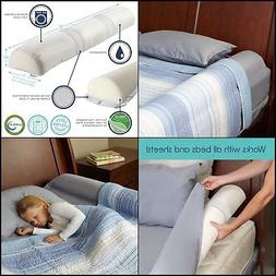 Toddler Bed Rail Bumper Foam Safety Guard for Bed Side Rail