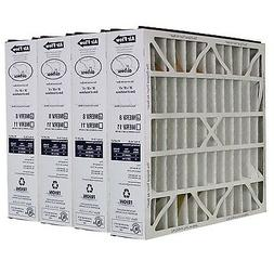 "Trion Air Bear 255649-103  Pleated Furnace Air Filter 20""x20"
