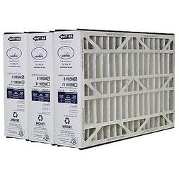 "Trion Air Bear 255649-105  Pleated Furnace Air Filter 16""x25"