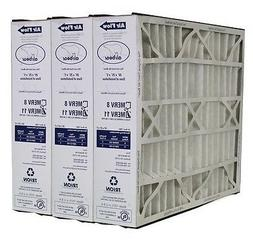 "Trion Air Bear 259112-102  Pleated Furnace Air Filter 20""x25"