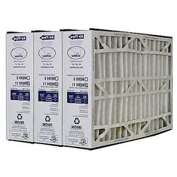 "Trion Air Bear 259112-105  Pleated Furnace Air Filter 16""x25"