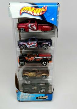 Hot Wheels - Truckus 500 Gift Pack - 5 Pack of Trucks - New