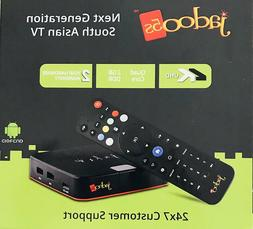 Jadoo TV 5S Latest Brand New IP TV Box with Air Mouse Remote