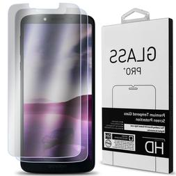 Twin Pack for Motorola Moto G6 Play / G6 Forge / E5 Clear Te