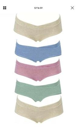 Kindred Bravely Under the Bump Maternity Hipster Underwear X