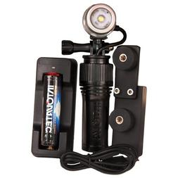 Intova Underwater Action Video Light with Camera Bracket Mou