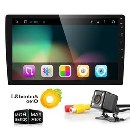 Universal 10Inch Touch Android 8.1 Car Stereo Radio MP5 Play