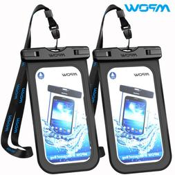 Mpow Universal Waterproof Case Phone Pouch Dry Bag for iPhon