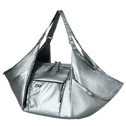 Nike Victory Gym Tote Bag - NEW - BA5009-010 Silver Grey Duf